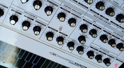 MacBeth Exacta Synthesizer