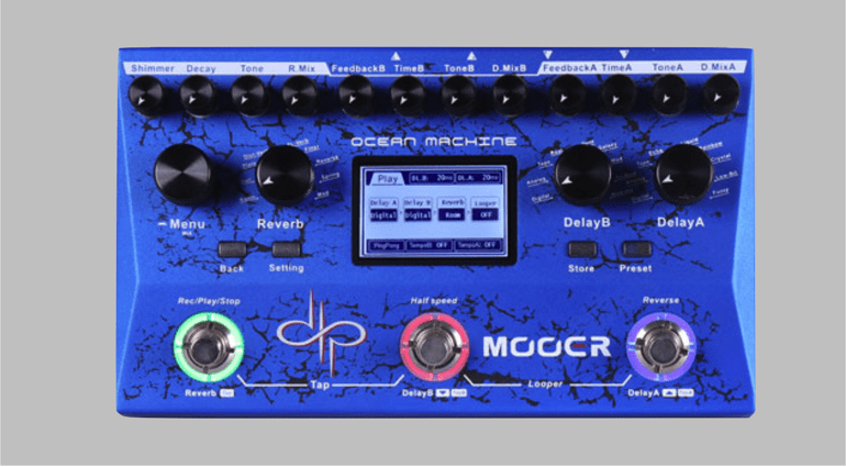 Mooer Devin Townsend Ocean Machine
