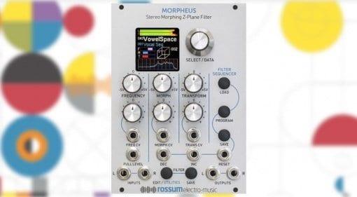 Rossum Electro Music Morpheus