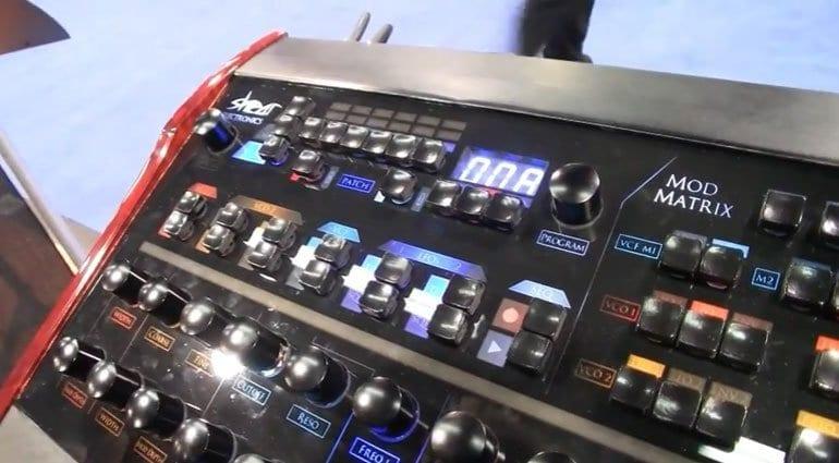 Shear Electronics Relic-6