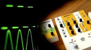 Sonic Smith Audio Controlled Synthesizers
