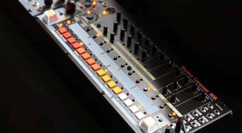 System80 Rhythm Composer 808