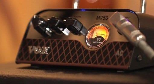 Vox MV50 NuTube technology