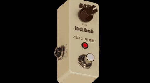 BBE Boosta Grande MBG-20 clean boost pedal