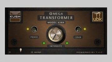Kush Omega Transformer 458A Plug-in