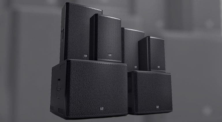 LD Systems Stinger G3 Speakers Portable PA