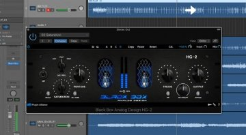 Plugin Alliance Black Box HG-2 Plug-in