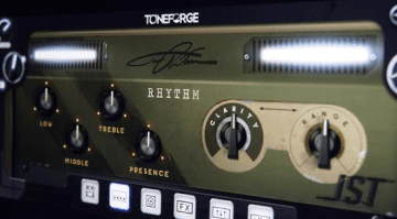 Toneforge Jason Richardson Signature amp plugin for your DAW