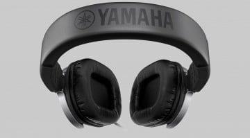 Yamaha HPH-MT8 Top view