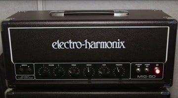 Electro Harmonix MIG 50 head