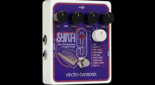 Electro Harmonix Synth 9 pedal