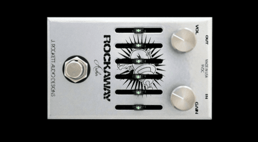 J Rockett Archer Rockaway 6-band EQ!