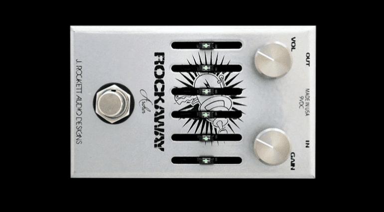 J Rockett Archer Rockaway 6-band EQ!