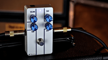 Keeley Holy Fuzz distortion pedal