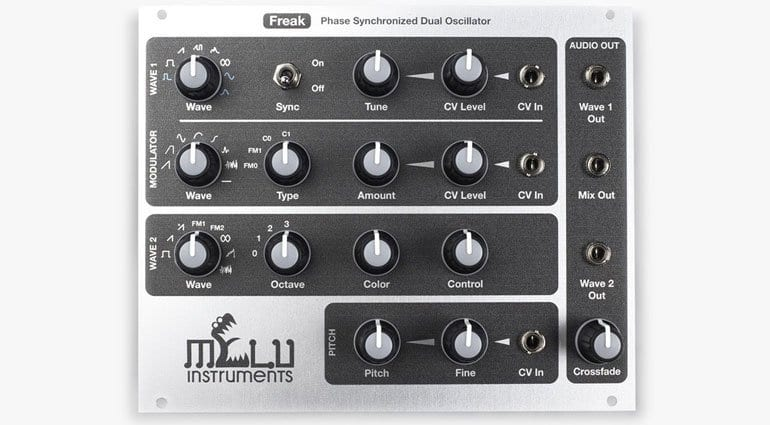 Melu Instruments Freak