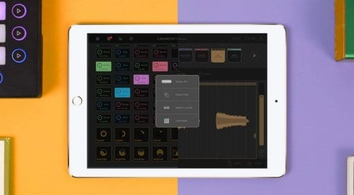 Novation Blocs Export to Launchpad