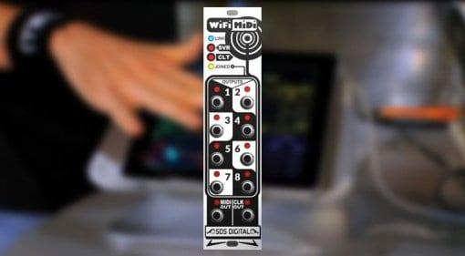 SDS Digital WifiMIDI module