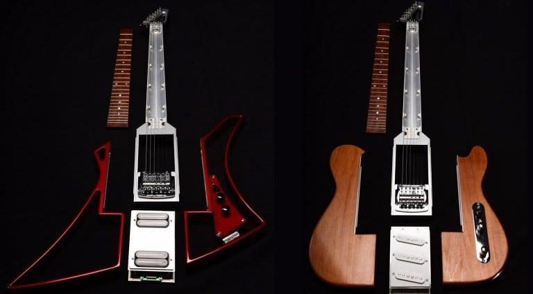 Somnium Modular guitar concept