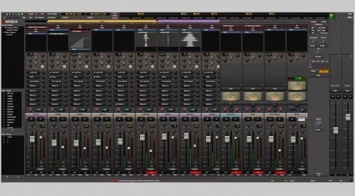 Harrison Mixbus v4 Screenshot