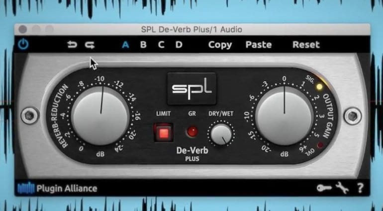 Plugin Alliance SPL De-Verb Plus