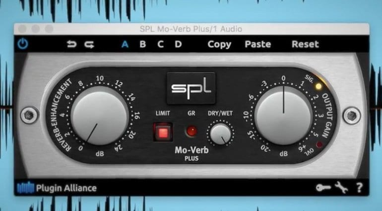 Plugin Alliance SPL Mo-Verb Plus