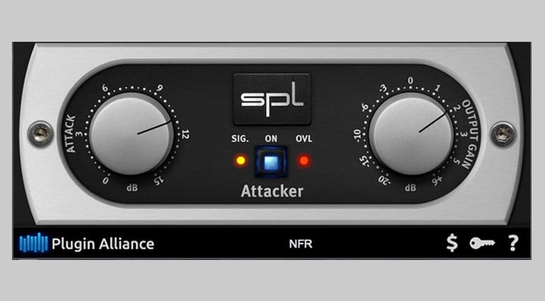 PreSonus Studio Magic SPL Attacker