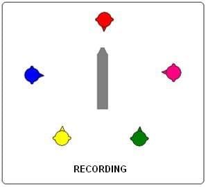 Samofix recording