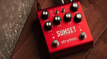 Stymon Sunset Dual Overdrive pedal