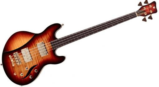 Warwick Lelan Sklar Signature Masterbuilt Bass I