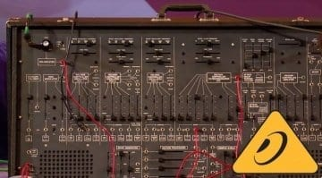 Behringer to clone the ARP 2600