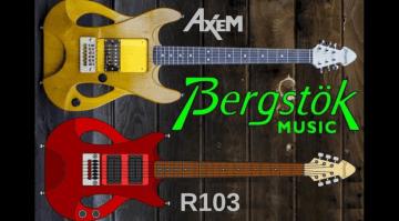 Bergstok Music modular guitar