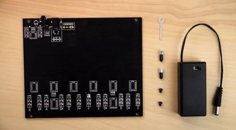 Hyve circuit board