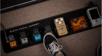 JOYO Pedal Carpet
