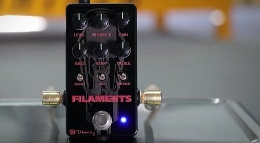 Keeley Filament Overdrive pedal
