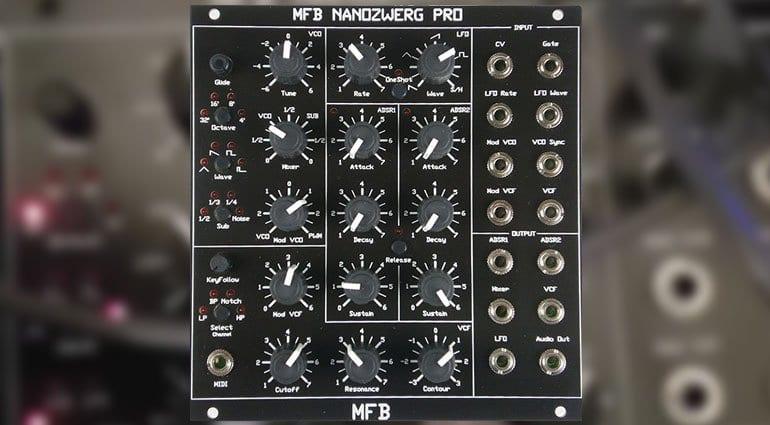 MFB Nanozwerg Pro