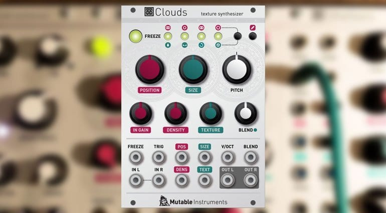 Mutable Instruments Clouds Kammerl update