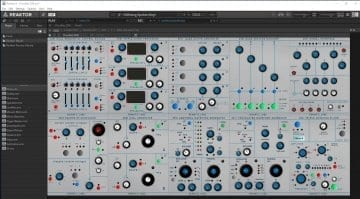 Cloudlab 200t for Reaktor