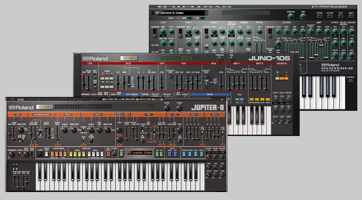 NAMM 2018: Roland Cloud gets virtual TR-808 and TR-909