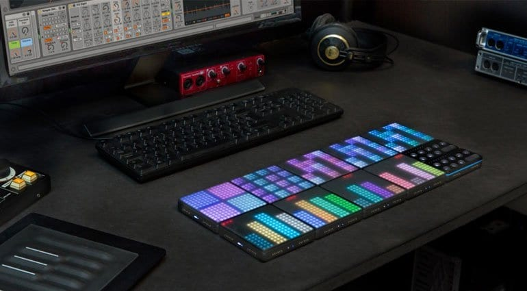 ROLI Blocks Dashboard makes Blocks into a modular MIDI controller
