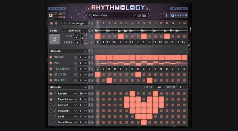 Sample Logic Rhythmology effects