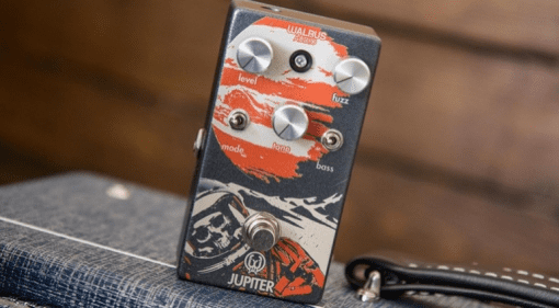 Walrus Audio Jupiter Fuzz V2