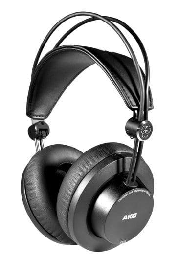 AKG K275 studio headphones
