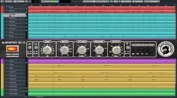 Black Rooster Audio Blackface SC-5