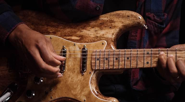 Cuervo Fender Agave Stratocaster