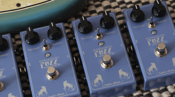 Frderic Effects Standard Fuzz Machine