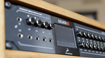 Antelope Audio Goliath HD interface