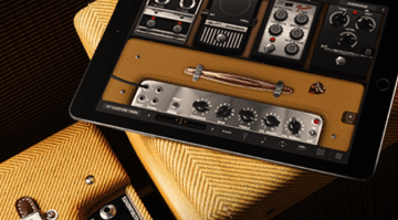 IK Multimedia Fender Collection 2 AmpliTube iOS