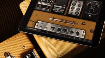 IK Multimedia Fender Collection 2 AmpliTube iOS