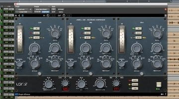 Plugin-Alliance Lindell 354E Multiband Compressor