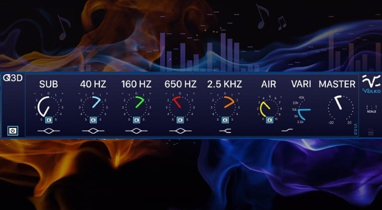 Grab this free equalizer plug-in simulating the revered NTI Q3D